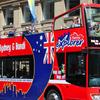 Sydney Shore Excursion: Sydney and Bondi Hop-On Hop-Off Tour