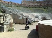 Taormina Shore Excursion: City Segway Tour Photos