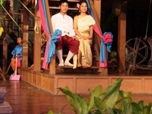 Bangkok Rose Garden Cultural Center and Thai Village Half-Day Tour Photos