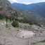 The Amphitheatre At Delphi - Athens