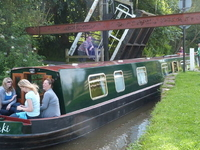 3-Day Narrowboat Adventure from the Peak District to Manchester