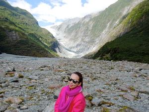 Franz Josef Glacier Valley Walk Photos