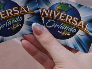 Universal Orlando 2-Park Bonus Ticket Photos