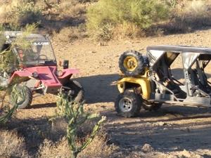 Sonoran Desert Tomcar Tour Photos