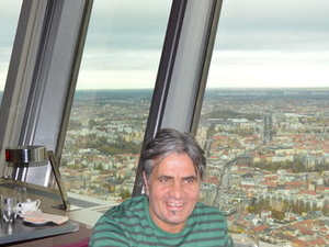 Skip the Line: Lunch atop the Berlin TV Tower  Photos
