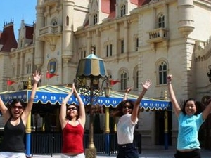 Universal Studios Singapore One-Day Pass Photos