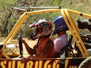 Valley Of Fire Buggy Tour Photos