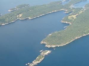 Vancouver Seaplane Tour Photos