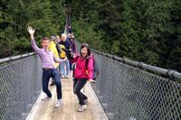Vancouver Shore Excursion: City Tour and Capilano Suspension Bridge Photos