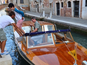 Private Tour: Venice Grand Canal Evening Boat Tour Photos