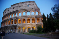 Viator Exclusive: Rome Rooftop Dinner and Colosseum Night Tour Including Underground Chambers Photos