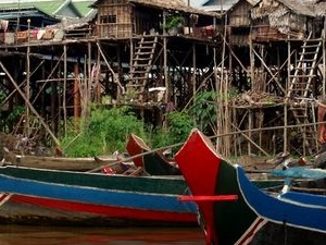 Tonle Sap Cruise Small-Group Tour Photos