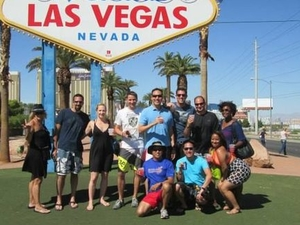 Las Vegas Pool Party Tour Photos