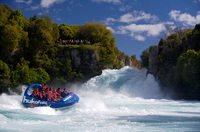Waikato River Jet Boat Ride from Taupo Photos