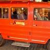Warsaw Night Tour and Bar Crawl by Communist-Era Fire Engine