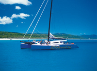 Whitsunday Islands and Whitehaven Beach Sailing Adventure Photos