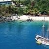 Whitsunday Islands Full-Day Cruise: Whitehaven Beach and Daydream Island