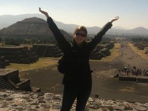 Teotihuacan Pyramids Hot-Air Balloon Tour Photos
