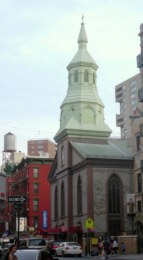Church of the transfiguration new york city united states tourist information - Tourist office new york city ...