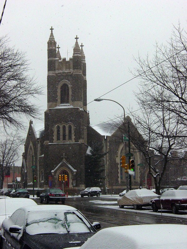 Calvary United Methodist Church Philadelphia United