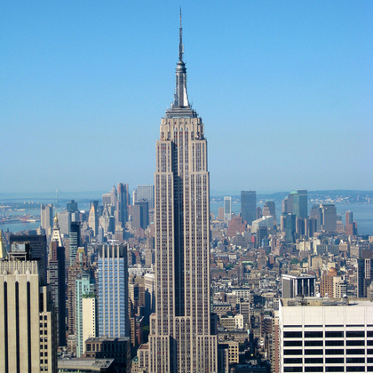 Sahara Las Vegas >> Empire State Building, New York City, United States ...