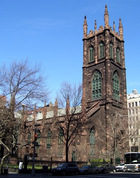 First presbyterian church new york city united states tourist information - Tourist office new york city ...