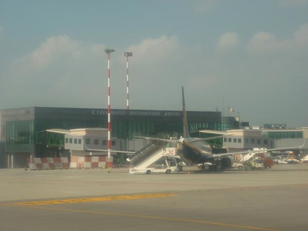 Bergamo Orio Al Serio Airport, Bergamo area, Italy Tourist ...