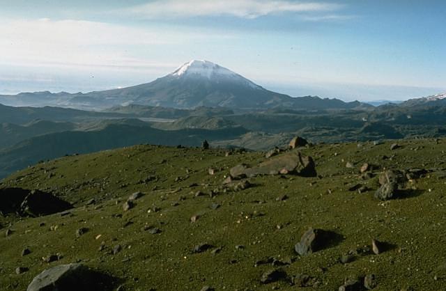 Nevado Del Tolima Colombia Tourist Information