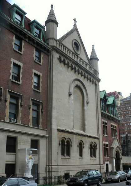 St michael 39 s church new york city united states tourist information - Tourist office new york city ...
