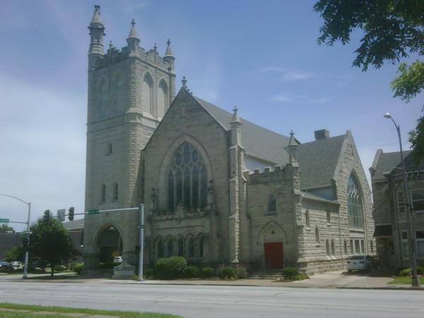 San Juan Iglesia Metodista Unida, Davenport, Estados Unidos ...