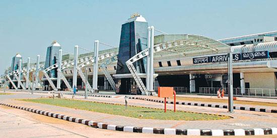 Tiruchirappalli international airport tiruchirappalli - Vietnam airlines kuala lumpur office ...