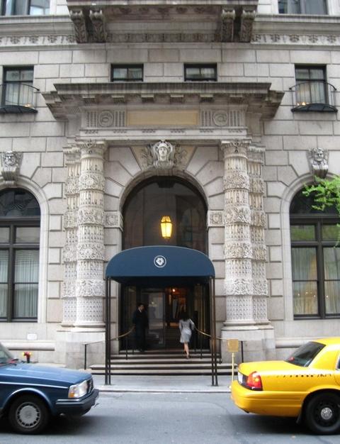 University Club Of New York, New York City, Estados Unidos